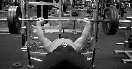 Powerbuilding chest workout themuscleprogram com