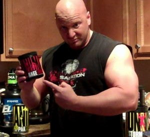 Animal Rage Pre Workout | Universal Nutrition Supplements