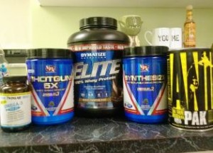 July-August 2014 Supplement Stack