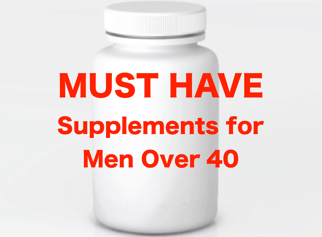 Vitamin for men over 40
