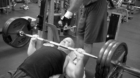 315 incline bench press