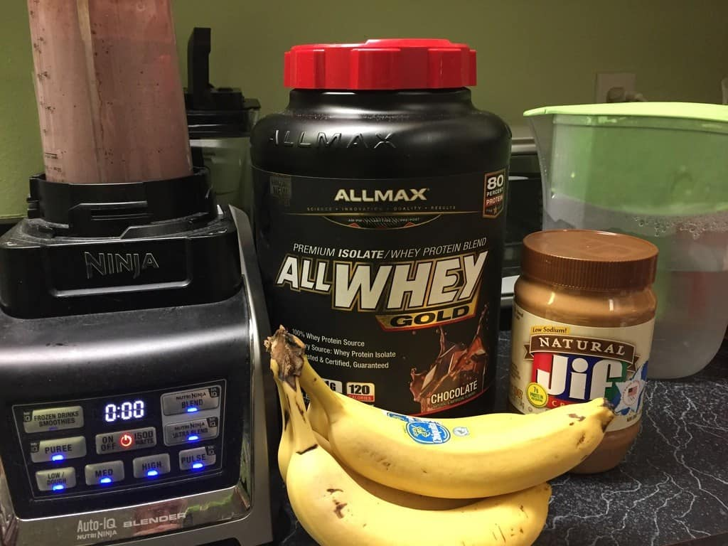 allmax allwhey protein for muscle gains