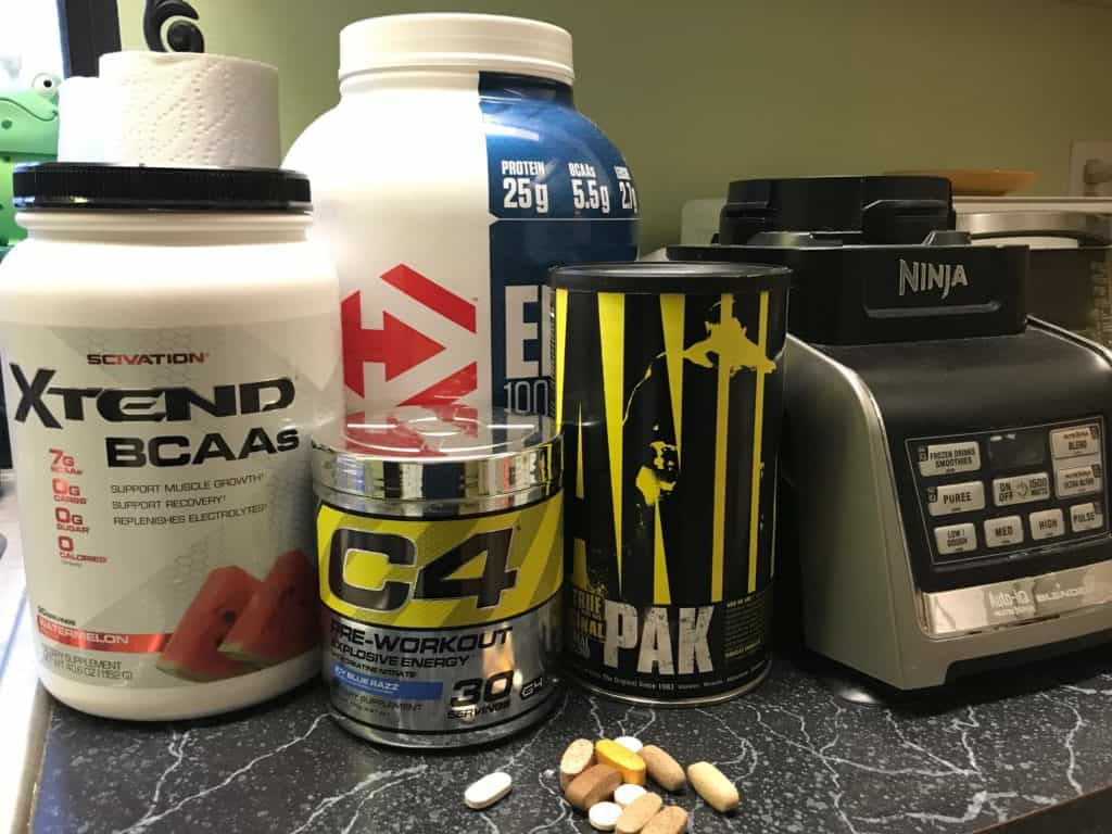 basic supplements for mass gains