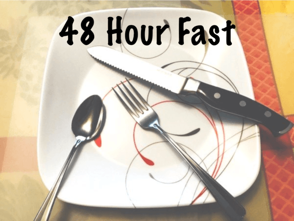 48 hour fast why bodybuilders should fast