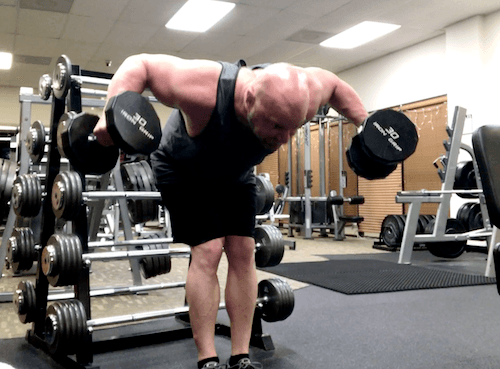 rear delt raises bent over raises