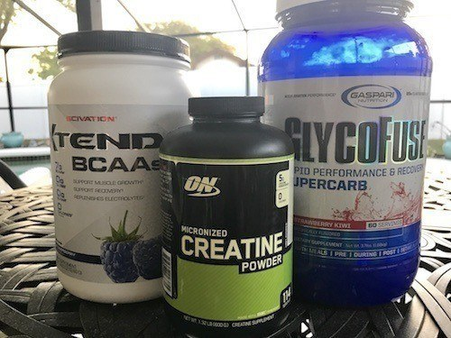 post workout supplements for mass gains