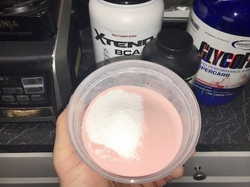 lean muscle building supplements for getting shredded