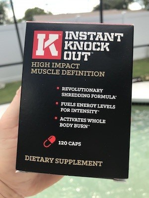 instant knockout fat burner