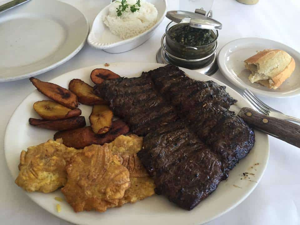 5000 calorie meal plan churrasco steak with rice and plantains
