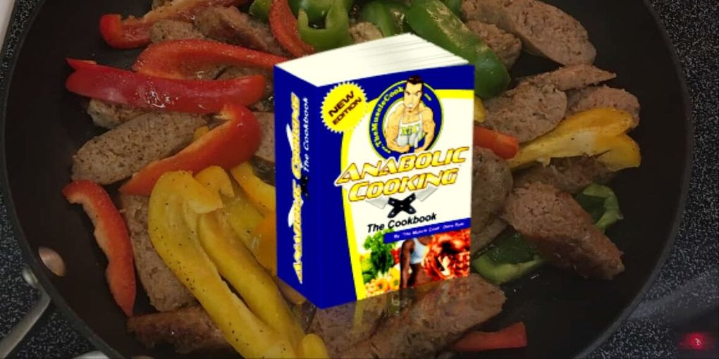 Anabolic Cooking Review - Muscle Building Recipes