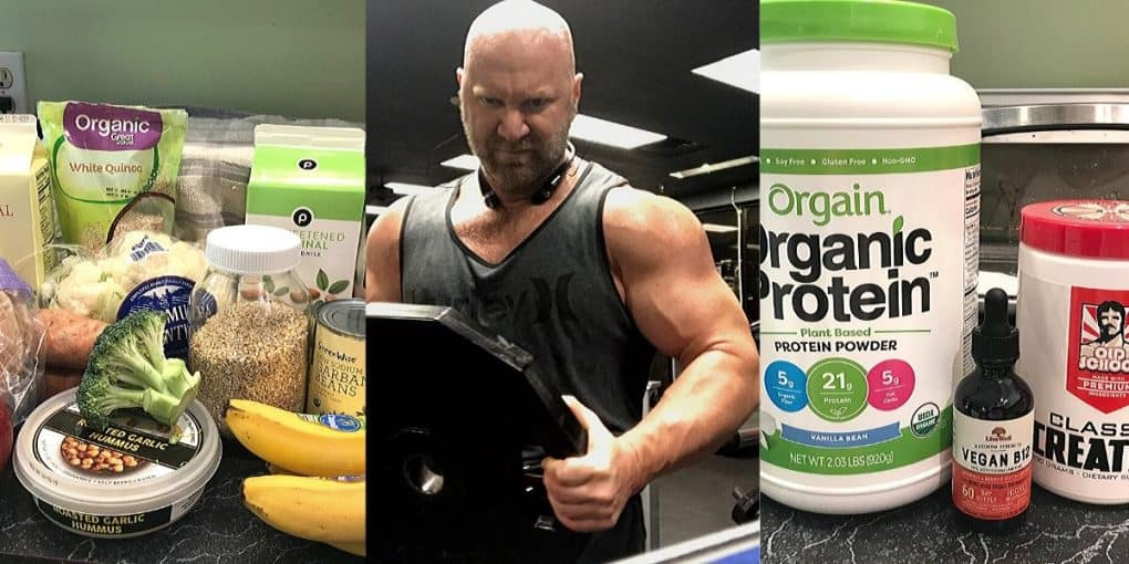 vegan muscle building complete guide
