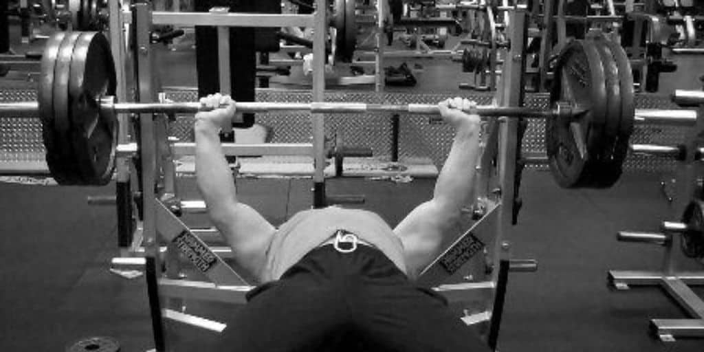 Old School Mass Building Workout Routine