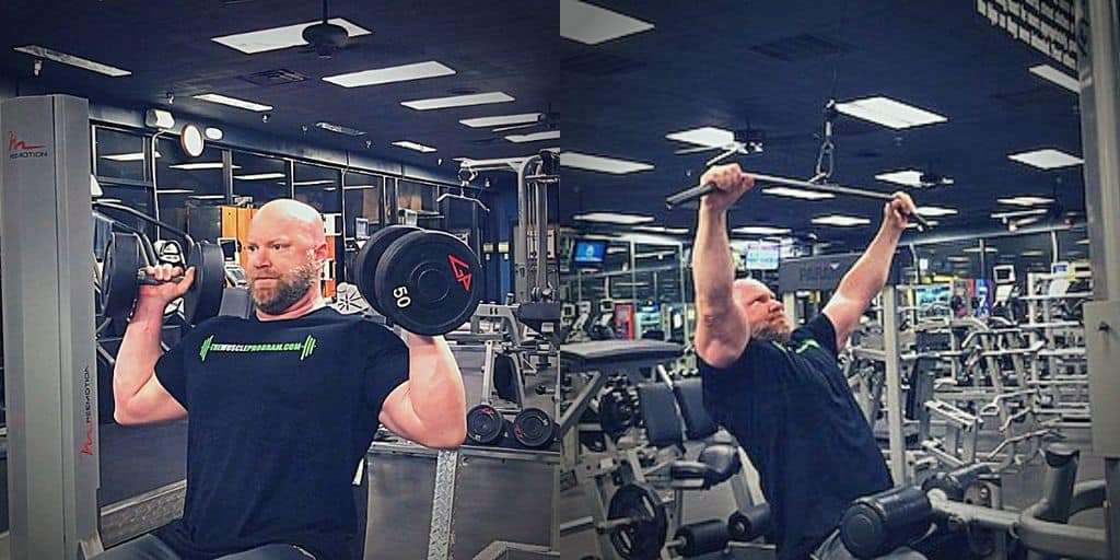 Shoulders and Back Workout Routine for Mass Gains