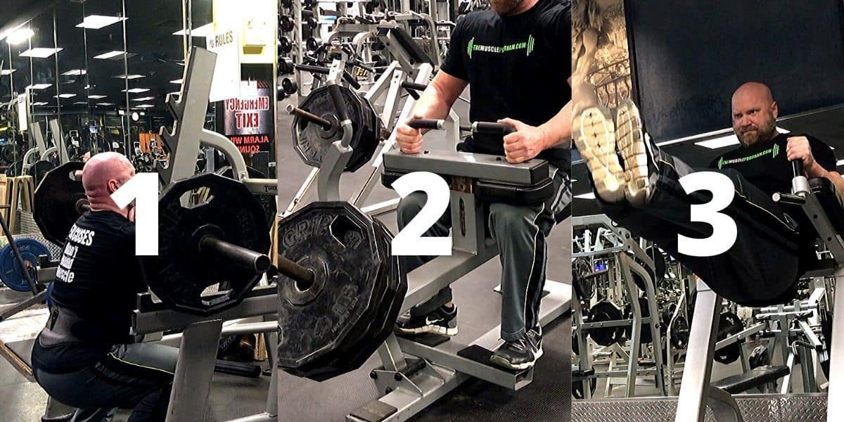 Giant Sets for Ripped Mass Gains