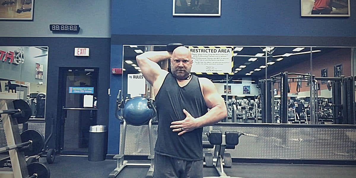 Triceps Workout for Mass and Shape