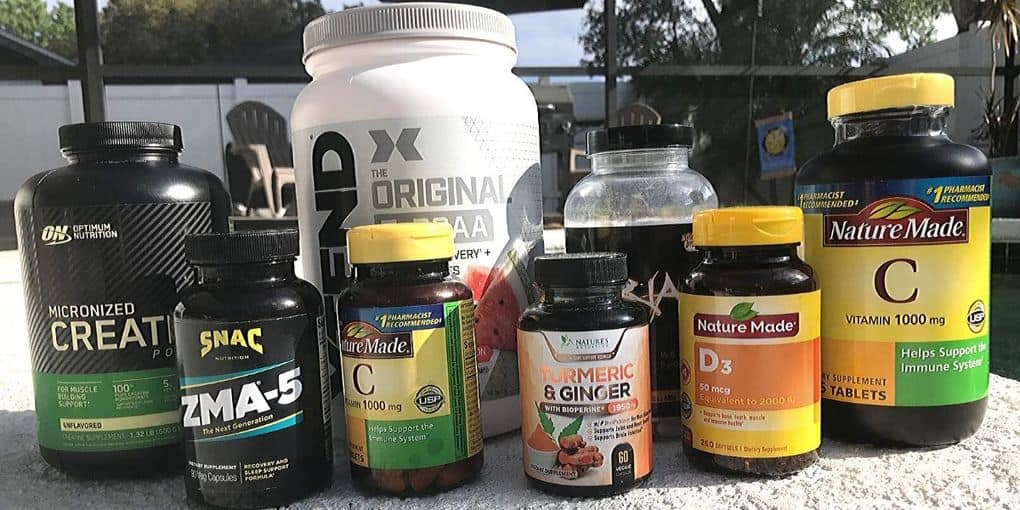 Supplements that boost immunity and build muscle