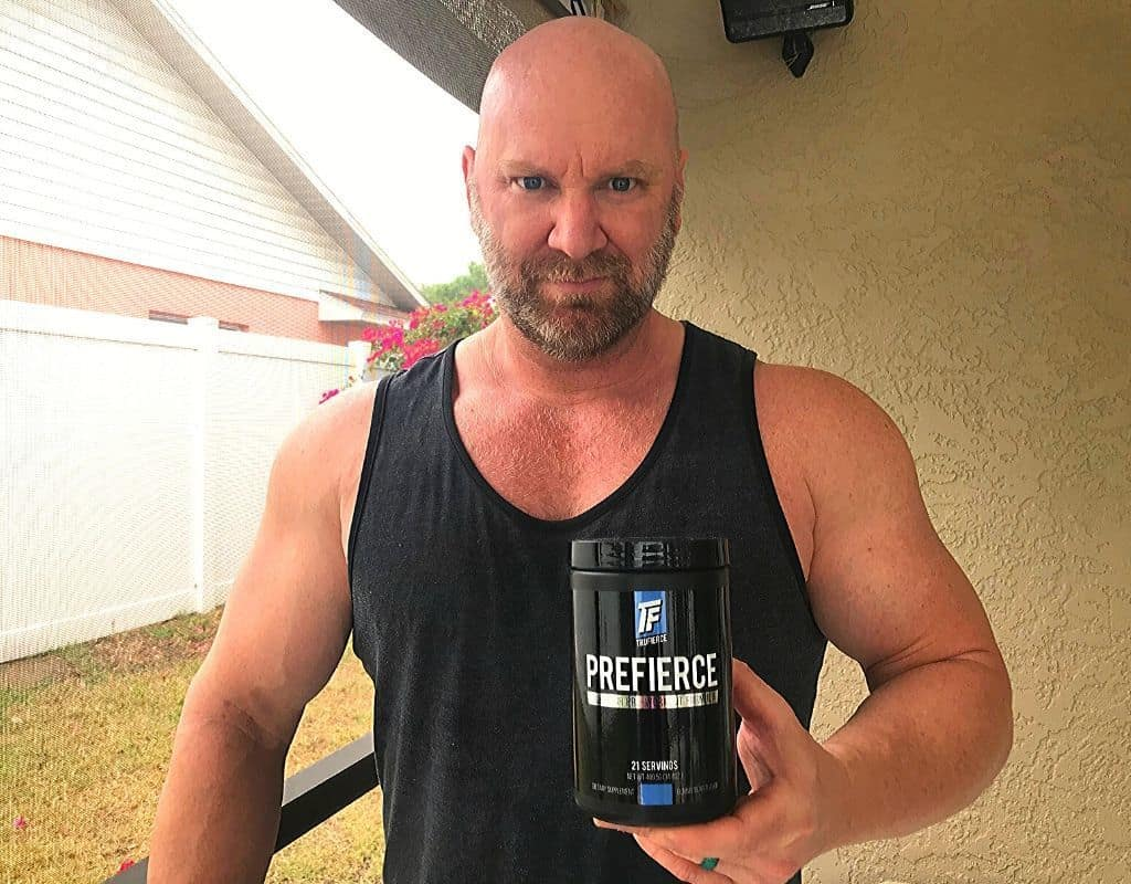 PreFierce pre workout