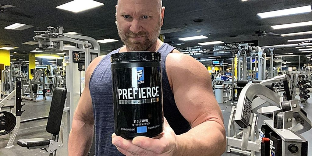 PreFierce review - best pre-workout for mental focus and energy