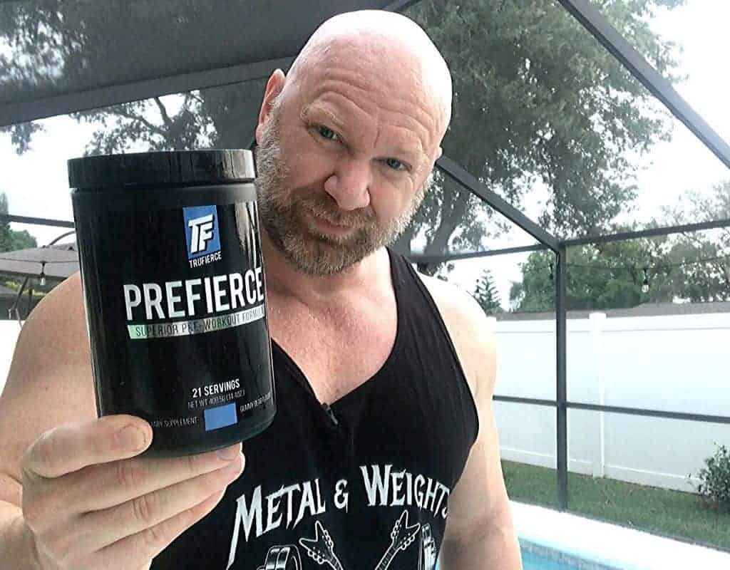 PreFierce strongest pre workout