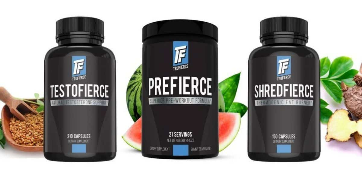 TruFierce workout supplements