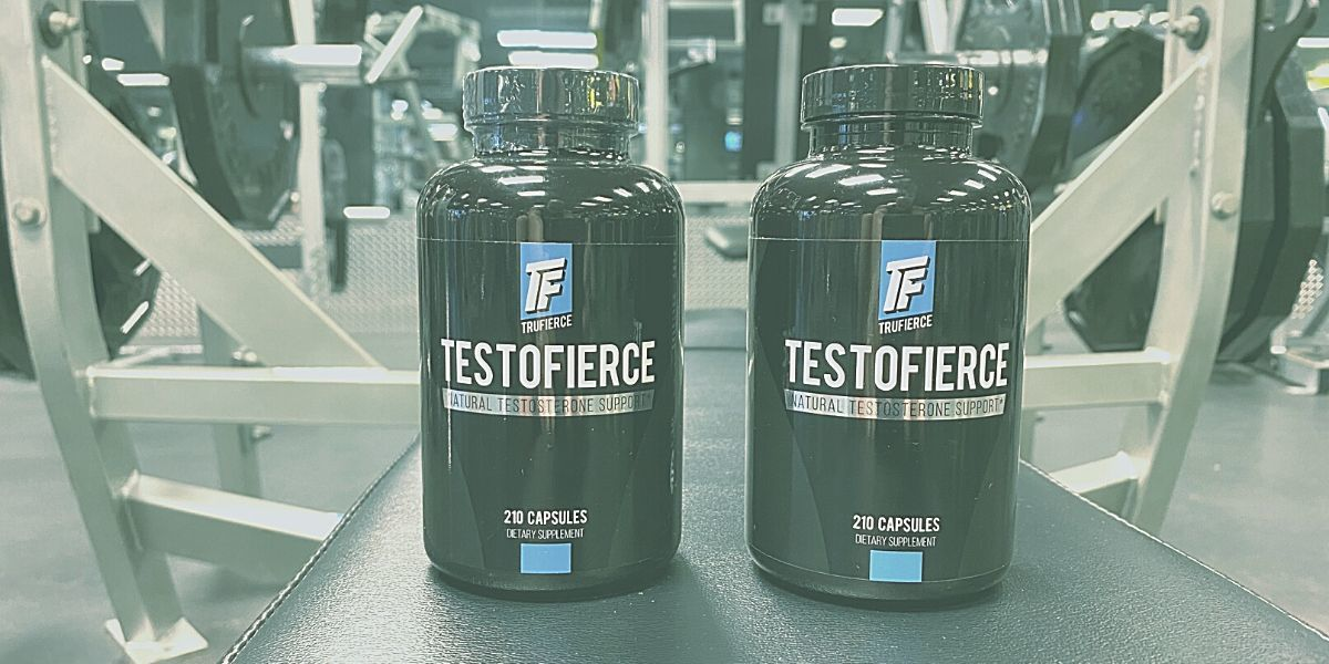 testofierce testosterone booster