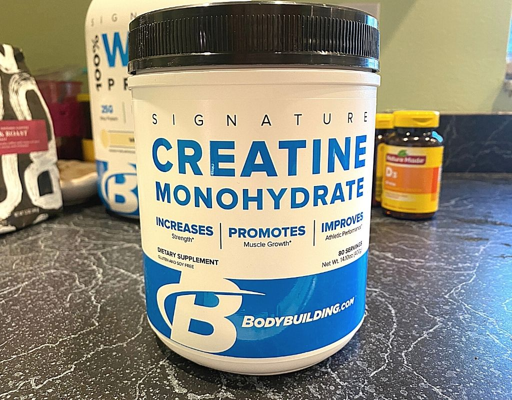 Creatine Monohydrate bodybuilding supplements