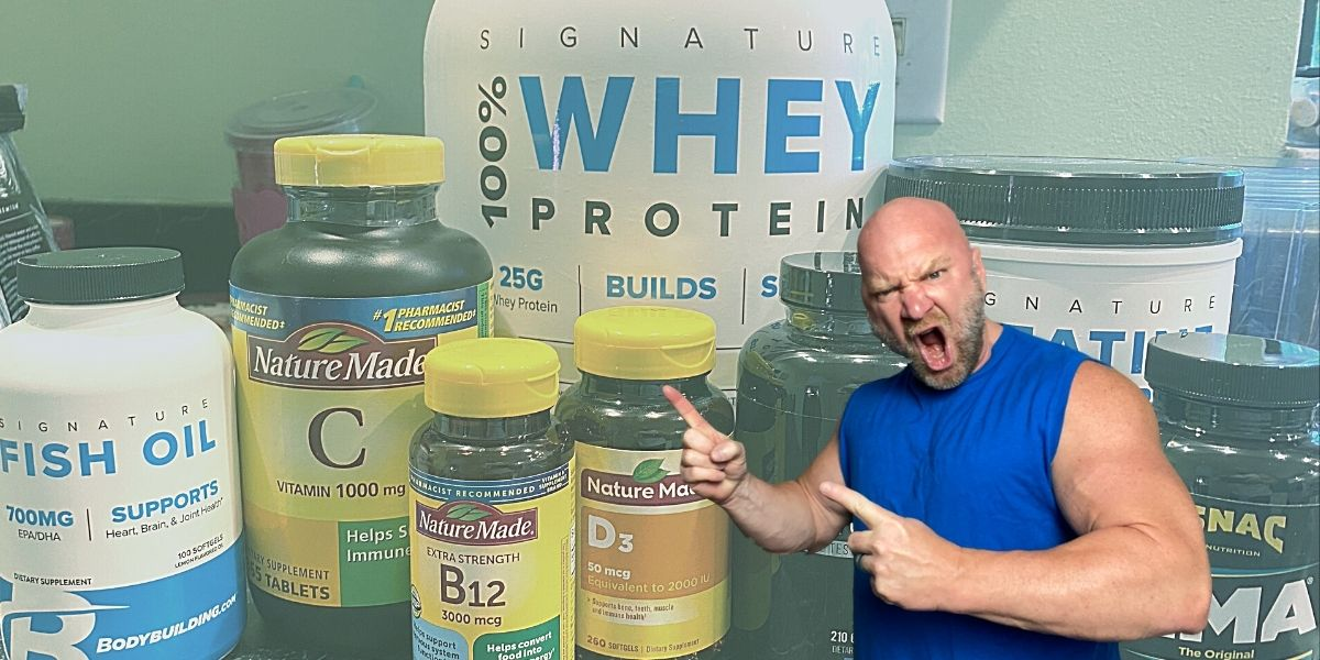 Supplements for Skinny-Fat