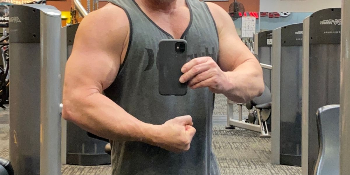 high volume workout for mass gains