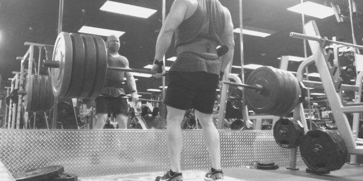 lift heavy without injury