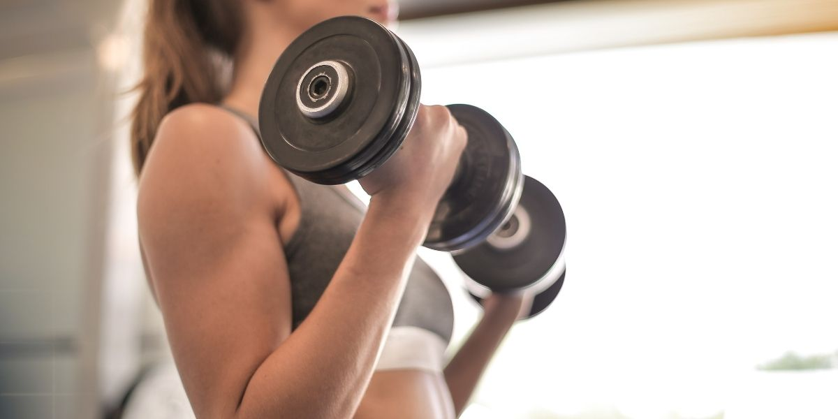 women - strength training and toning workout