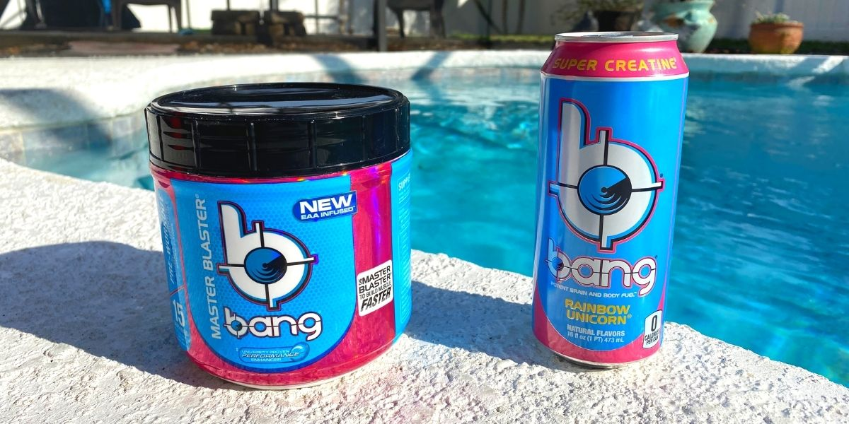 Bang powder vs Bang can drink
