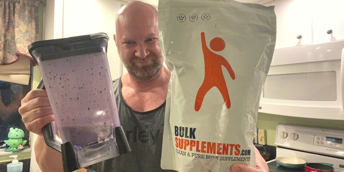 Bulks Supplements Unflavored Whey Review