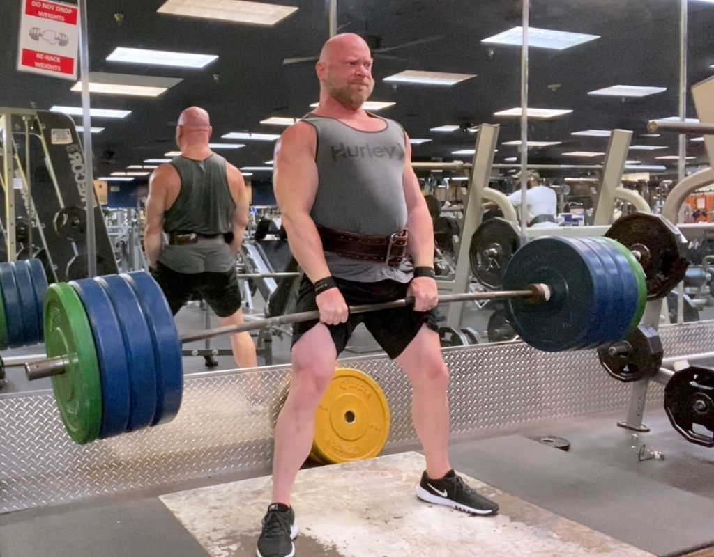 Deadlifts - 365